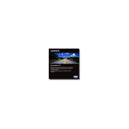 Garmin City Navigator Southeast Asia NT - kort