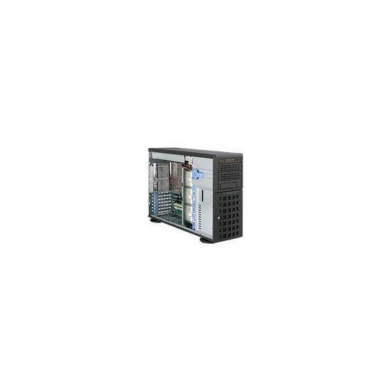 Supermicro SC745 TQ-R920B - tårn - 4U - udvidet ATX