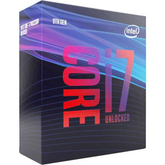 Intel Core i7 9700K / 3.6 GHz Coffee Lake Processor - LGA1151