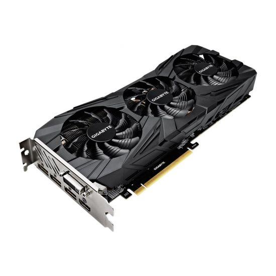 Gigabyte GeForce GTX 1080 Ti Gaming OC BLACK 11G &#45 NVIDIA GTX1080Ti &#45 11GB GDDR5X - PCI Express 3.0 x16