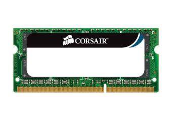 Corsair Mac Memory &#45 8GB: 2x4GB &#45 DDR3 &#45 1066MHz &#45 SO DIMM 204-PIN
