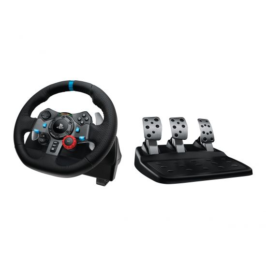 Logitech G29 Driving Force Racing Wheel (PS3/4+PC)