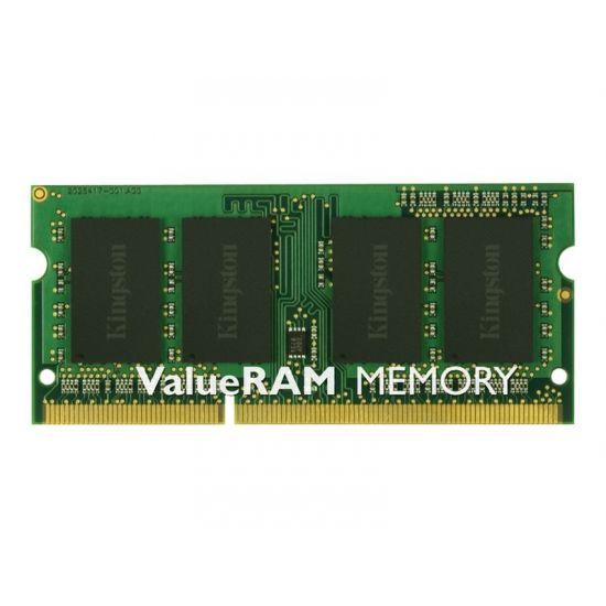 Kingston ValueRAM &#45 8GB &#45 DDR3 &#45 1333MHz &#45 SO DIMM 204-PIN - CL9