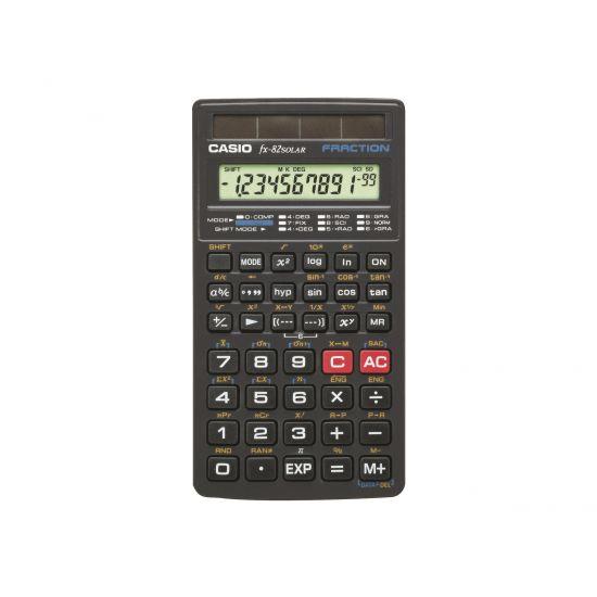 Casio FX-82 SOLAR - videnskabelig regnemaskine