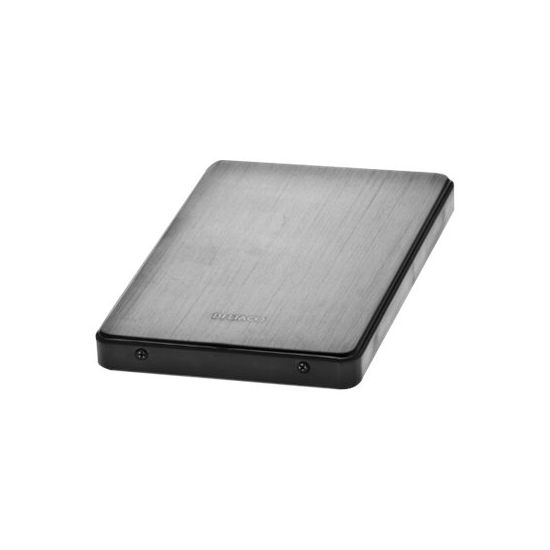 Deltaco MAP-HL43U3 - 2.5´´ 1xHDD USB 3.0 Stålgrå