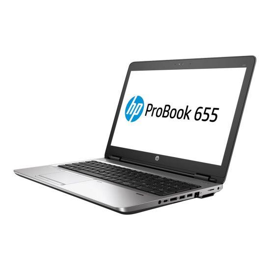 "HP ProBook 655 G3 - 15.6"" - A10 8730B - 8 GB RAM - 256 GB SSD - Dansk"
