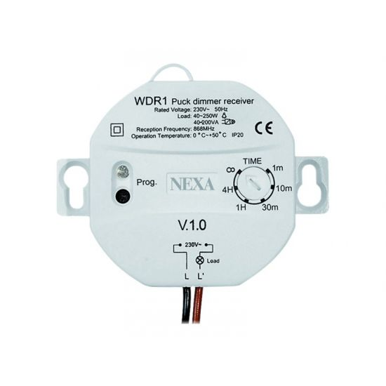 Nexa WDR-1 - relækontakt