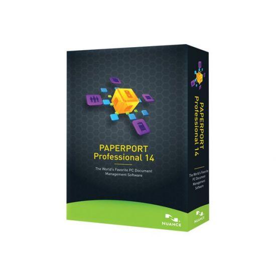 PaperPort Professional (v. 14) - licens - 1 bruger