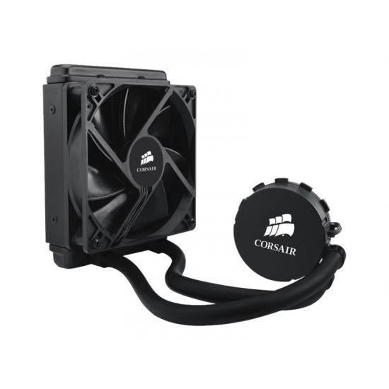 CORSAIR Hydro Series H55 Quiet CPU Cooler - processors flydende kølesystem