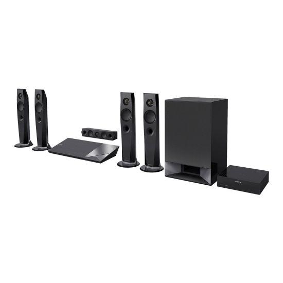 Sony BDV-N7200W - hjemmebiografsystem - 5.1 kanaler