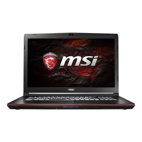 MSI GP62M 7RD 013NE Leopard - 8GB Core i7-7700HQ 128GB SSD + 1TB HDD GTX1050 2GB 15.6´´ Full-HD