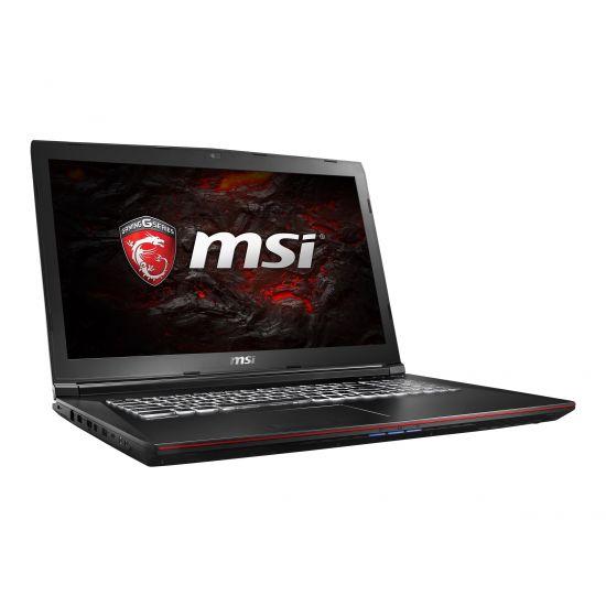 MSI GP62M 7RD 013NE Leopard - 8GB Core i7-7700HQ 128GB SSD + 1TB HDD GTX1050 2GB 15.6´´ Full-HD