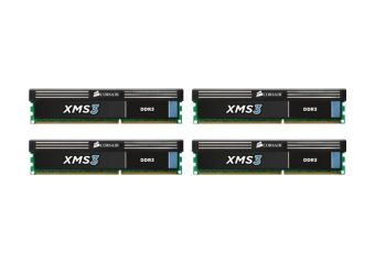 Corsair XMS3 &#45 16GB: 4x4GB &#45 DDR3 &#45 1600MHz &#45 DIMM 240-pin