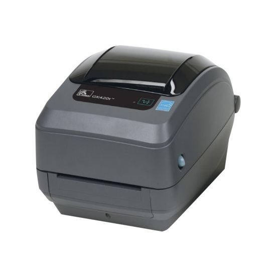 Zebra G-Series GK420t - Parallel/USB/Seriel - Etiketprinter