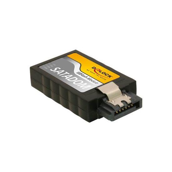 DeLOCK SATA Flash Module vertical &#45 4GB - SATA 6 Gb/s - 7 pin Serial ATA