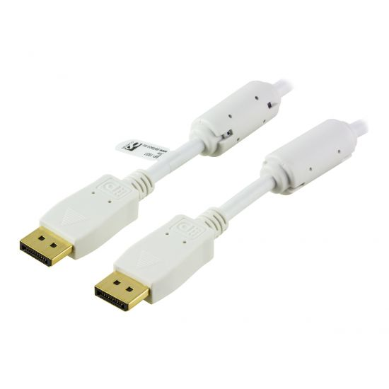 DELTACO DisplayPort kabel - 2 m