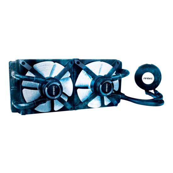 Antec KÜHLER H2O 1250 - kølevæskesystem CPU varme udveksler med integreret pumpe