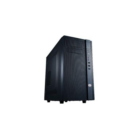 Cooler Master N200 - micro ATX Midnat sort