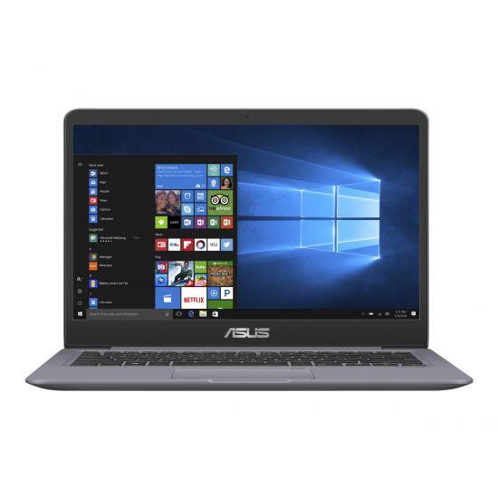"""ASUS VivoBook S14 S410UA-EB667T - Intel Core i5 (8. Gen) 8250U / 1.6 GHz - 8 GB DDR4 - 512 GB SSD - (M.2) SATA 6Gb/s + 1 TB HDD SATA / 5400 rpm - Intel UHD Graphics 620 - 14"""""""