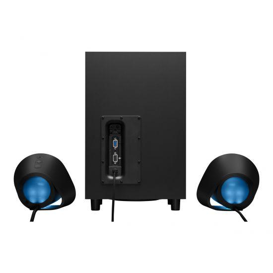 Logitech G560 - højttalersystem - til PC - trådløs
