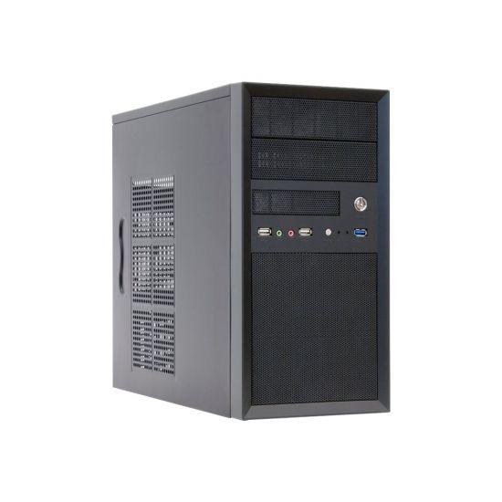 Chieftec Mesh Series CT-01B - minitower - micro-ATX