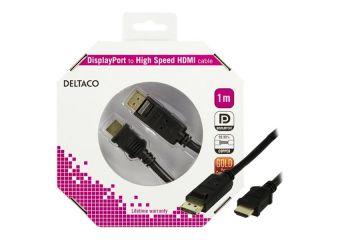 DELTACO DP-3010-K