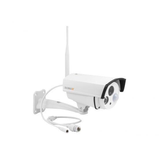 Technaxx Additional Camera for Security Premium Surveillance Camera Set TX-29 & TX-30 - netværksovervågningskamera