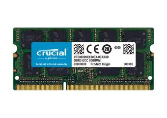 Crucial &#45 4GB &#45 DDR3L &#45 1866MHz &#45 SO DIMM 204-PIN