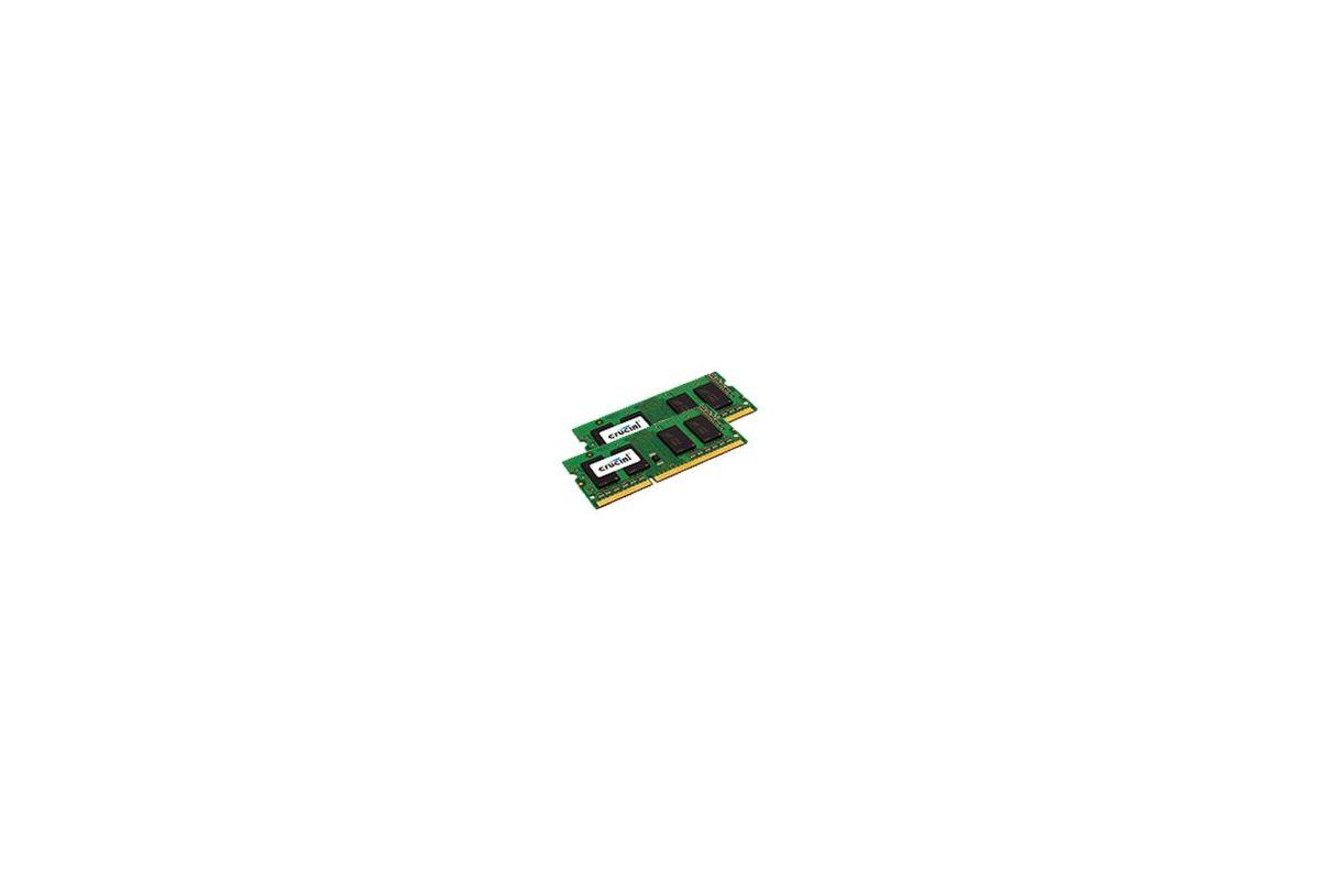 Crucial &#45 4GB &#45 DDR3L &#45 1600MHz &#45 SO DIMM 204-PIN