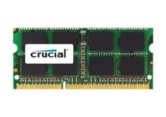 Crucial &#45 4GB &#45 DDR3L &#45 1600MHz &#45 SO DIMM 204-PIN