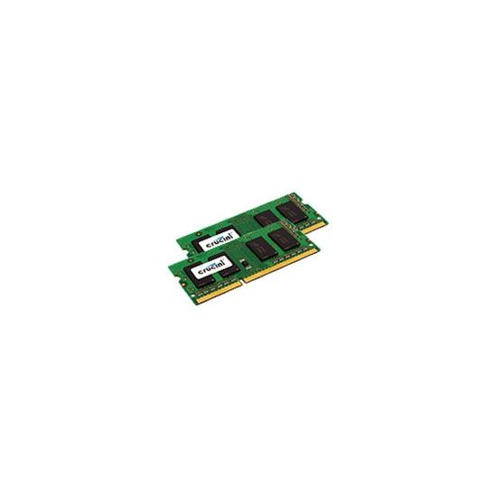 Crucial &#45 4GB &#45 DDR3L &#45 1600MHz &#45 SO DIMM 204-PIN - CL11