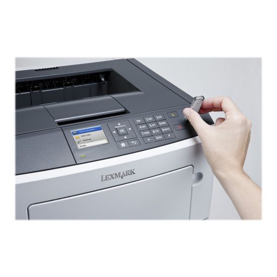 Lexmark MS617dn - printer - monokrom - laser