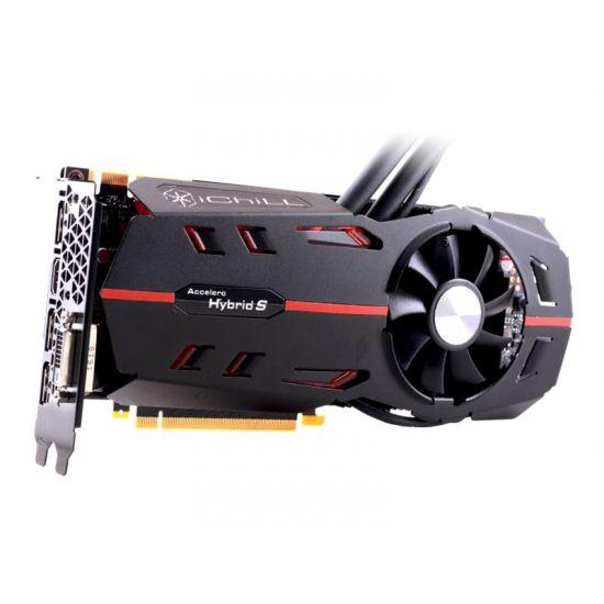 Inno3D iChiLL GeForce GTX 1070 X3 &#45 NVIDIA GTX1070 &#45 8GB GDDR5 - PCI Express 3.0 x16