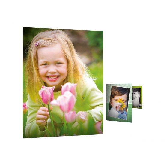 HP Everyday Photo Paper - fotopapir - 100 ark - 100 x 150 mm - 175 g/m²