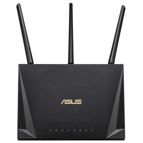 ASUS RT-AC85P - trådløs router - 802.11a/b/g/n/ac - desktop