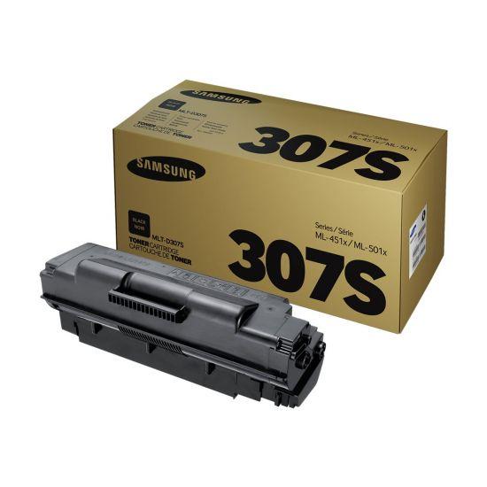 Samsung MLT-D307S - sort - original - tonerpatron (SV075A)