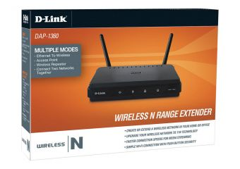 D-Link Wireless N Access Point DAP-1360