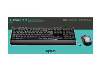 Logitech Wireless Combo MK520