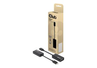 Club 3D ekstern videoadapter