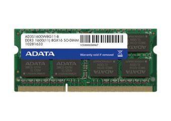 ADATA Premier Pro Series &#45 4GB &#45 DDR3L &#45 1600MHz &#45 SO DIMM 204-PIN