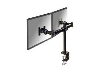 NewStar Full Motion Dual Desk Mount (clamp) FPMA-D960D