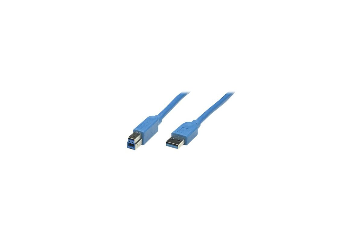 Manhattan SuperSpeed USB Device Cable