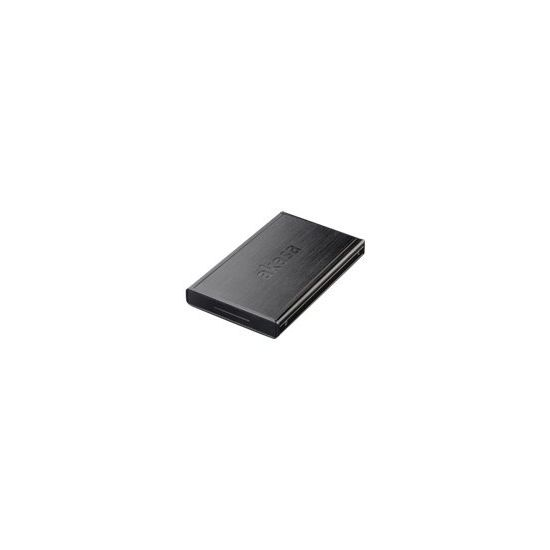 Akasa Noir S AK-IC19U3-BK - lagringspakning - SATA 1.5Gb/s - USB 3.0
