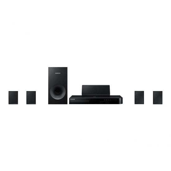 Samsung HT-J4500 - hjemmebiografsystem - 5.1 kanaler