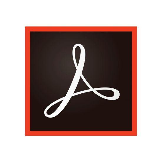 Adobe Acrobat Pro 2017 Student and Teacher Edition - bokspakke - 1 bruger