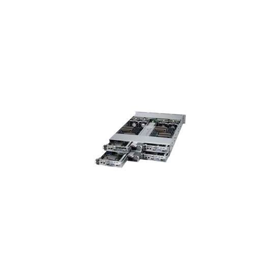 Supermicro A+ Server 2022TG-HLTRF - rack-monterbar - uden CPU - 0 MB - 0 GB