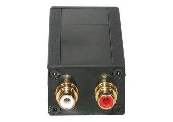 C2G Stereo Audio Isolation Transformer