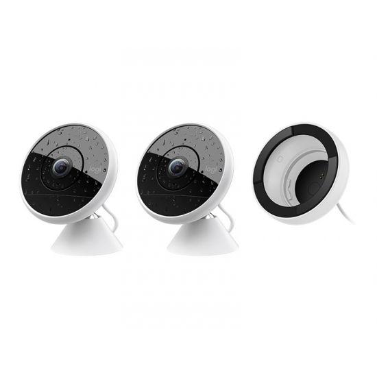 Logitech Circle 2 - Wired - netværksovervågningskamera