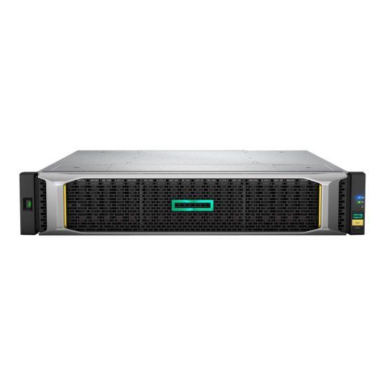 HPE Modular Smart Array 2052 SAN Dual Controller SFF Storage - harddisk-array