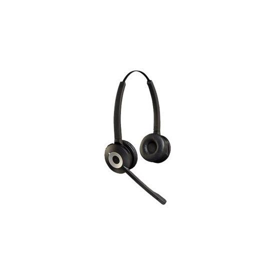 Jabra PRO 930 Duo MS - headset
